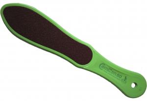 Терка для ног Camillen пластиковая зеленая