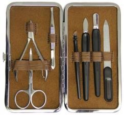 Маникюрный набор Mertz A6003 - 7 предметов