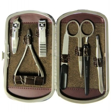 Маникюрный набор Mertz A6016 - 7 предметов