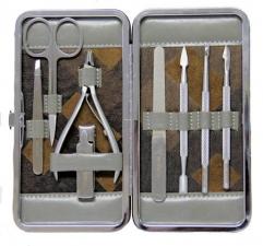 Маникюрный набор Mertz A6033 - 8 предметов