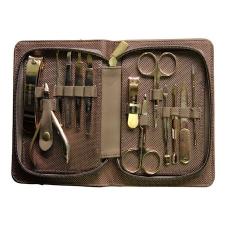 Маникюрный набор Mertz A6047 - 13 предметов