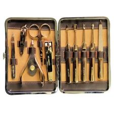 Маникюрный набор Mertz A6050 - 10 предметов
