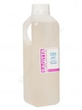 Гель для удаления кутикулы 1000мл - CUTICLE REMOVER SOFT SAGITTA Professional