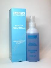 Нейтрализующее средство 200мл - NEUTRAL SAGITTA Professional
