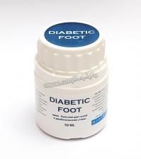 Крем - бальзам для диабетической стопы 50мл - CREAM - BALM DIABETIC FOOT SAGITTA Professional