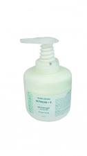 Крем для рук с маслом Ши 500мл - HAND CREAM ACTIVE B5+E SAGITTA Professional