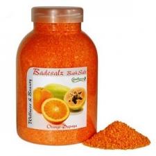 Соль для ножных ванн с апельсином и папайей Camillen 60, 1350 г