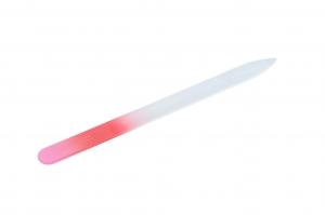 Пилка стеклянная Zinger 2-х сторонняя цветная zo-FG-02-14-C