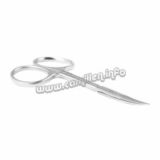 Ножницы профессиональные для кутикулы STALEKS EXPERT 20 TYPE 1 - 18 мм