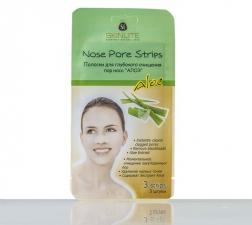 Полоски для глубокого очищения пор носа «АЛОЭ»
