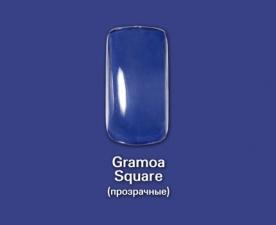 Типсы Gramoa Square  прозрачные, 100 шт - Bohema Cosmetics