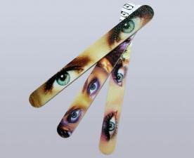"""Пилка """"Свежий Взгляд"""" для ногтей 2-х сторонняя 150/150 - Bohema Cosmetics"""