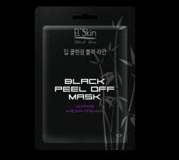 Чёрная маска-плёнка