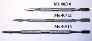 Шабер для маникюра Zinger zo-ME-40-S-10-OC