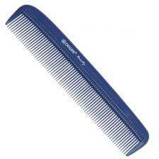 Расческа Dewal Beauty карманная, синяя 13,5см