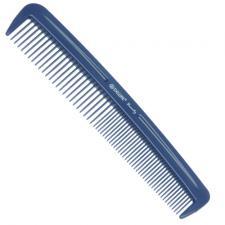 Расческа Dewal Beauty карманная, синяя 12,4 см