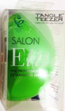 Расческа для волос Tangle Teezer Salon Elite, зеленая