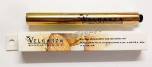 Миндальное масло для укрепления и роста ногтей и ухода за кутикулой, капиллярный карандаш Velganza