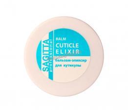 """Бальзам - ЭЛИКСИР для кутикулы """"CUTICLE ELIXIR"""", 35 мл - SAGITTA Professional"""