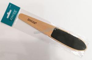Терка для педикюра деревянная Zinger zo-IG-003-1