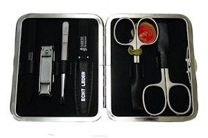 Маникюрный набор Mertz A6901RF - 6 предметов