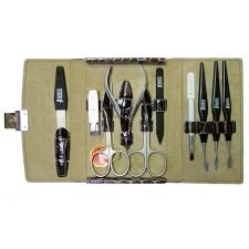 Маникюрный набор Mertz A9410RF - 10 предметов